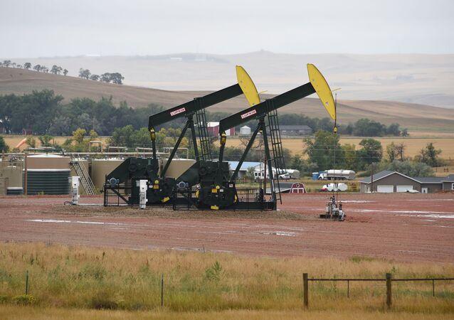 النفط الصخري في أمريكا