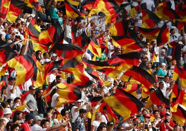 مشجعي ألمانيا