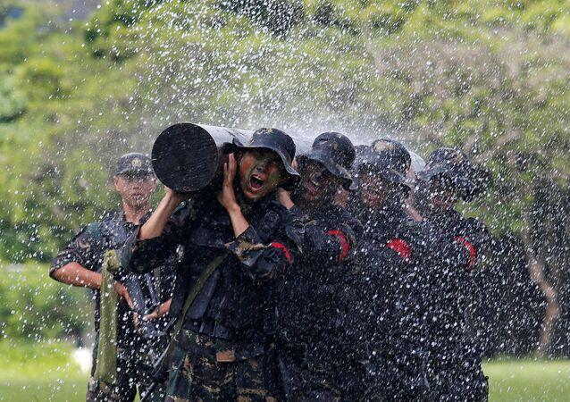 قوات خاصة صينية