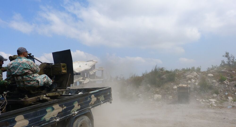 الجيش السوري يضبط إيقاع جبهة ريف اللاذقية مدعوماً بالنيران الثقيلة