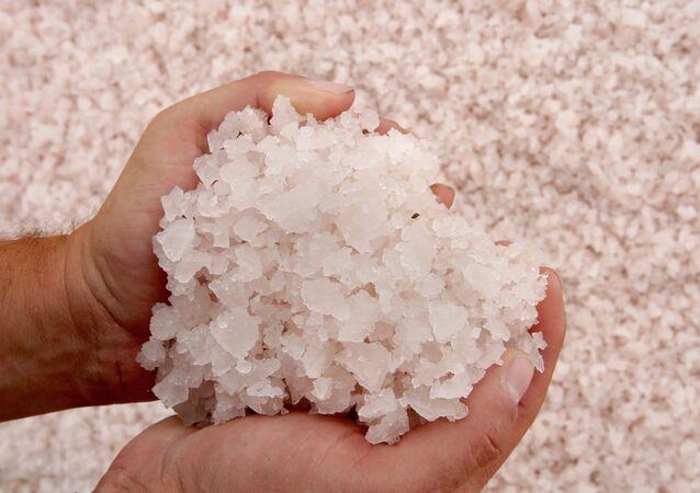 الملح البحري