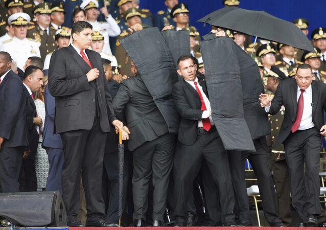 محاولة اغتيال الرئيس نيكولاس مادورو (4 أغسطس/آب 2018)