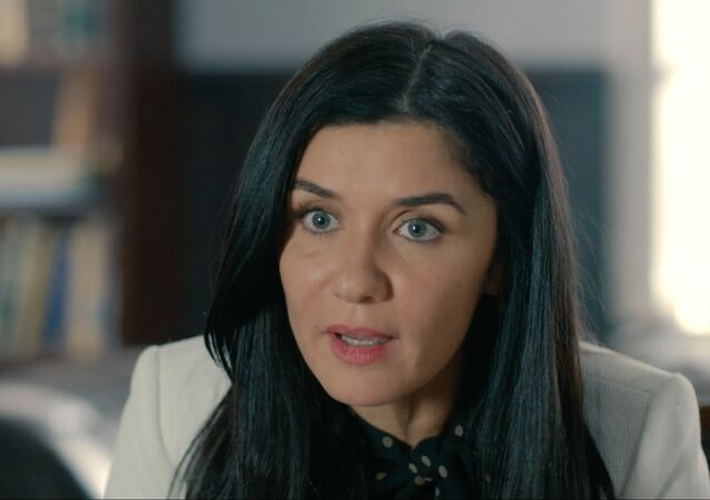 الممثلة المصرية غادل عادل