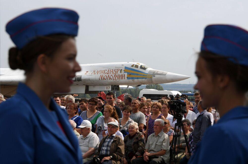 القوات الجوية الروسية تحصل على قاذفات تو-22أم3أ حديثة