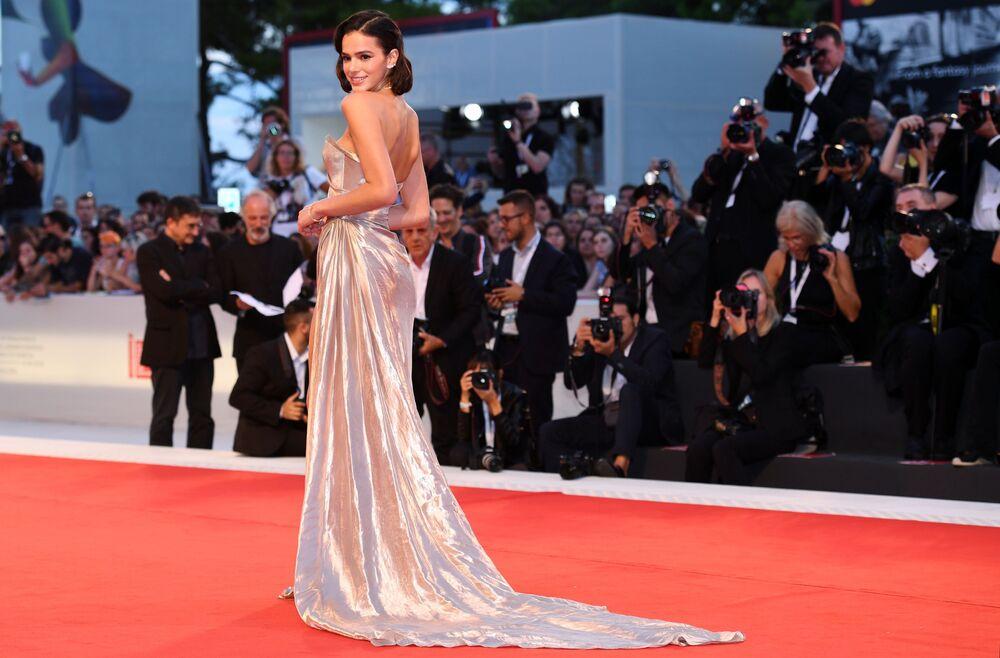 الممثلة برونا ماركيزيني
