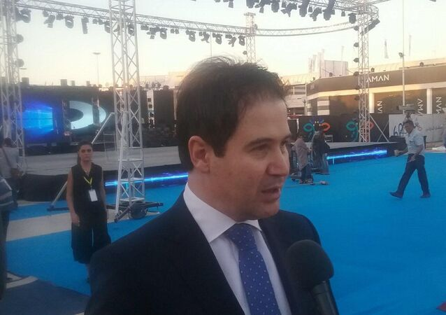 وزير السياحة السوري بشر يازجي