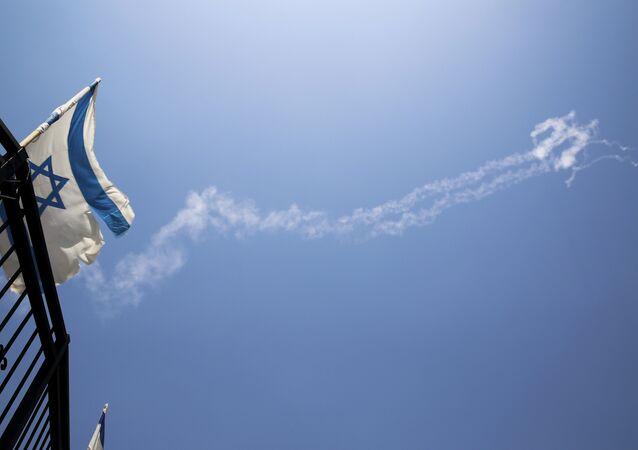قوات الدفاع الإسرائيلي تسقط طائرة سورية