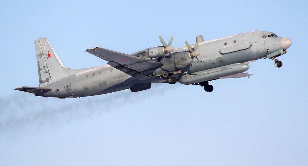 طائرة إيل-20