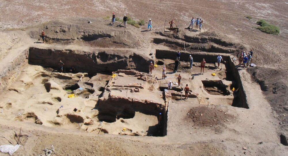 أعمال حفريات