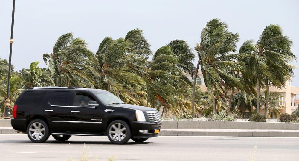 الإعصار لبان