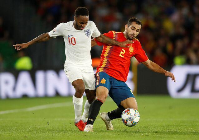 إنجلترا إسبانيا