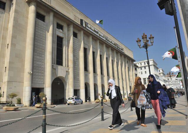 المجلس الشعبي الوطني للجزائر