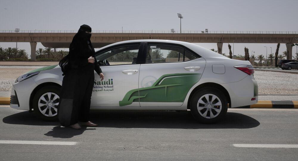 قيادة المرأة السعودية للسيارة، الرياض، 23 يونيو/ حزيران 2018