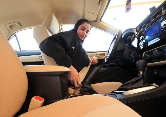 قيادة المرأة السعودية للسيارة، الرياض، 4 يونيو/ حزيران 2018