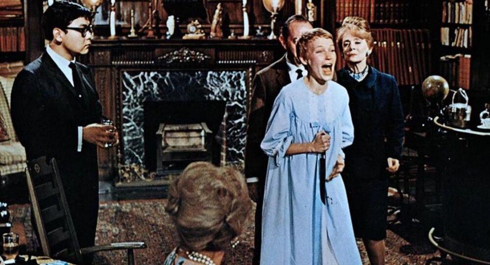 فيلم طفل روزماري (Rosemary's Baby, 1968)