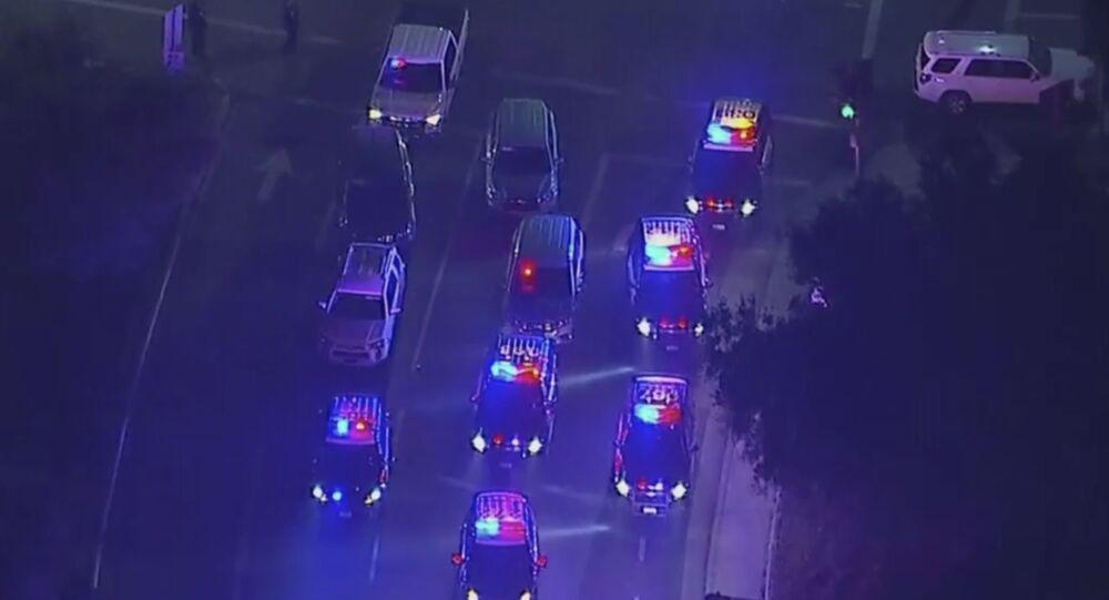 إطلاق  النار على إحدى الحانات بولاية كاليفورنيا، 8 نوفمبر 2018 - صورة أرشيفية