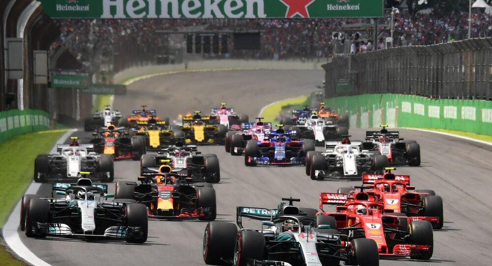 سباق الفورمولا-1 جائزة البرازيل