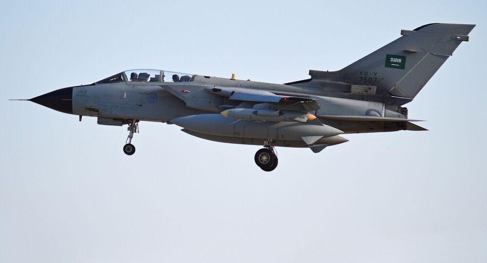 الطيران السعودي - المقاتلات الحربية السعودية تورنادو (Panavia Tornado) السعودية،