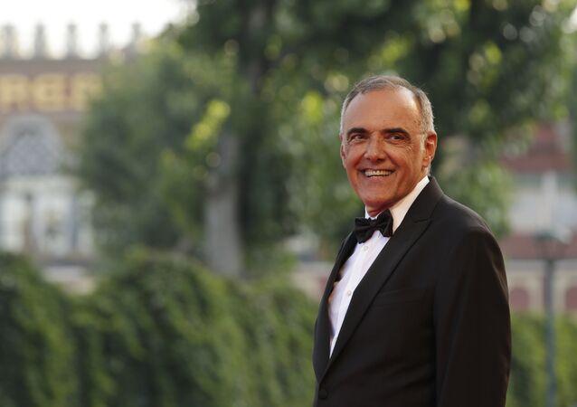 مدير مهرجان فينيسيا السينمائي الدولي ألبيرتو باربيرا