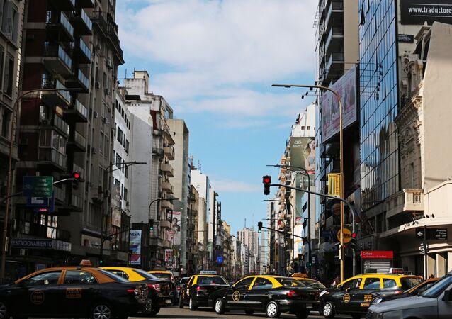 مدينة بوينس آيرس، الأرجنتين
