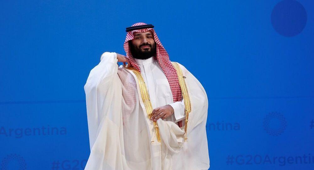 ولي العهد السعودي الأمير محمد بن سلمان خلال قمة العشرين في الأرجنتبن