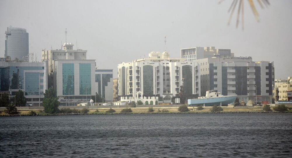 مناظر عامة للمدن العربية - مدينة جدة، السعودية