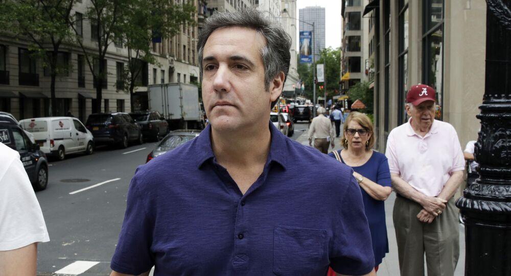 المحامي السابق للرئيس الأمريكي مايكل كوهين