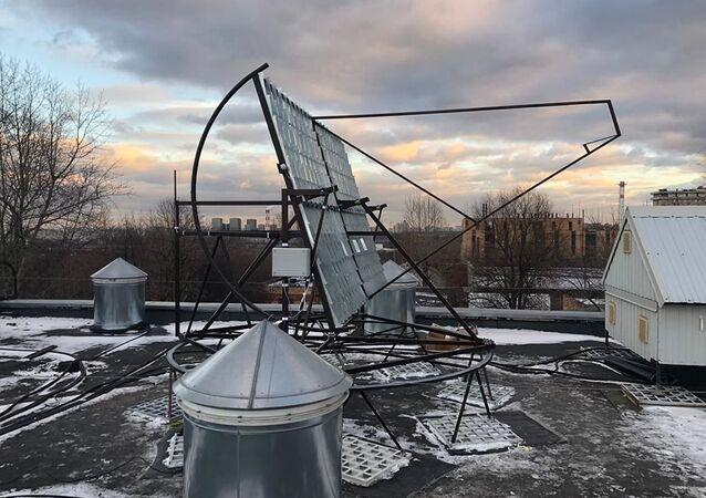 الشمس والسائل النانوي: إطلاق محطة طاقة فريدة في جامعة ميفي