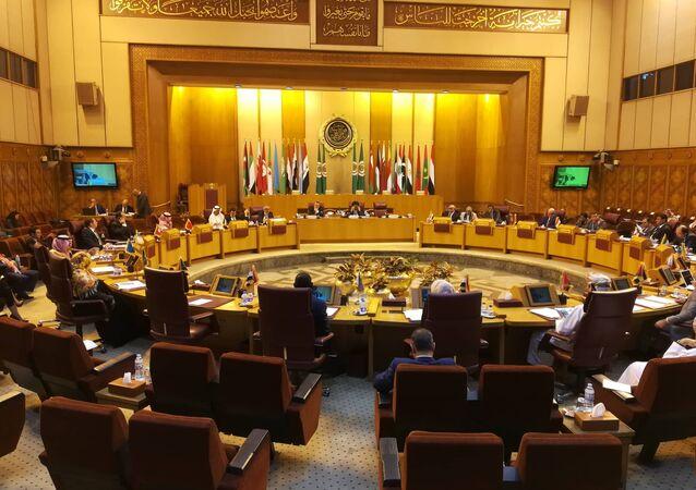 اجتماع جامعة الدول العربية بشأن القدس