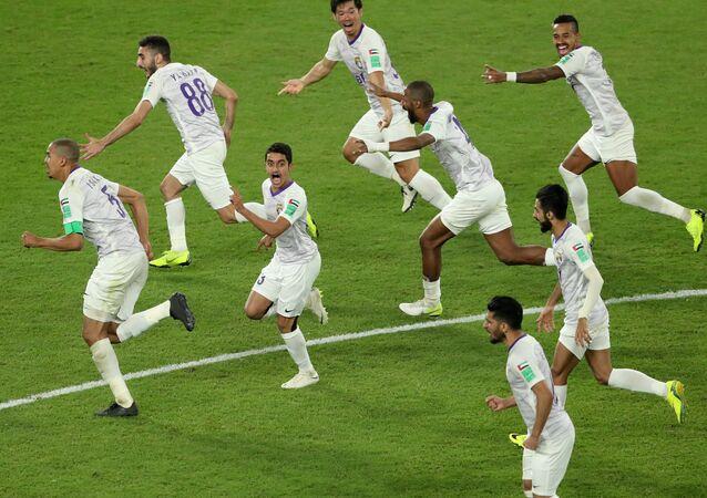 العين الإماراتي يتأهل لنهائي كأس العالم للأندية