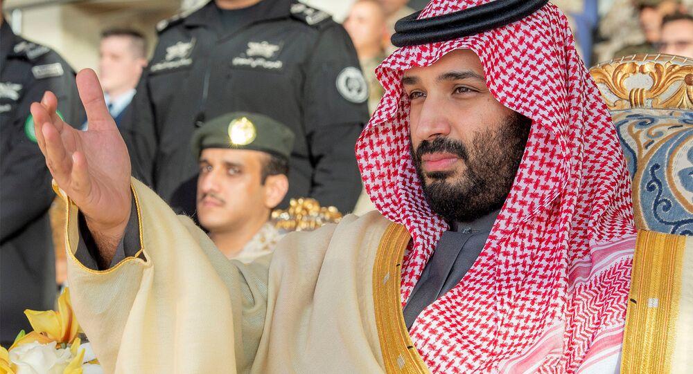 ولي عهد السعودية الأمير محمد بن سلمان، 23 ديسمبر/ كانون الثاني 2018
