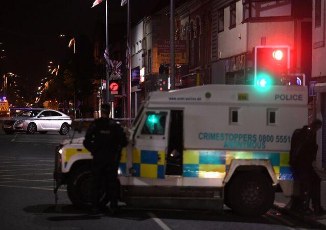 شرطة أيرلندا الشمالية
