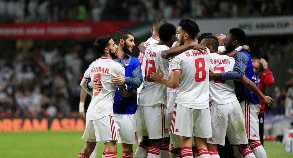 منتخب الإمارات لكرة الفدم