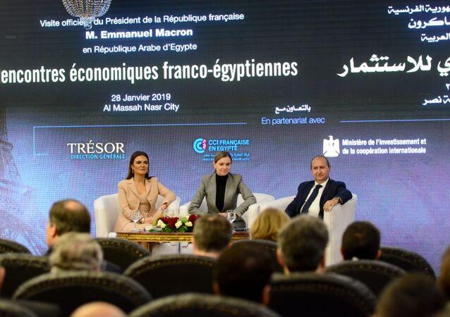 مصر فرنسا استثمار