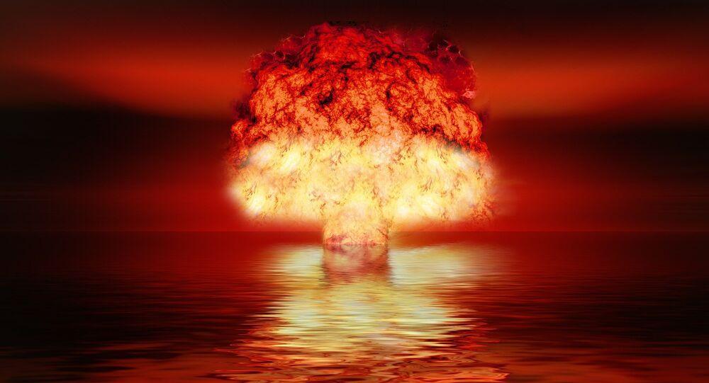 انفجار نووي