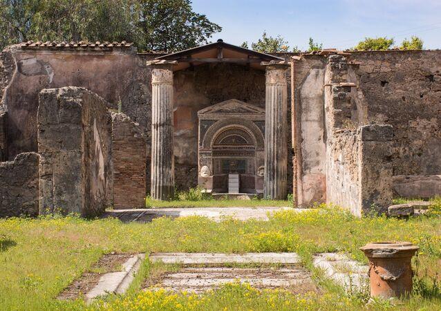 آثار مدينة بومبي