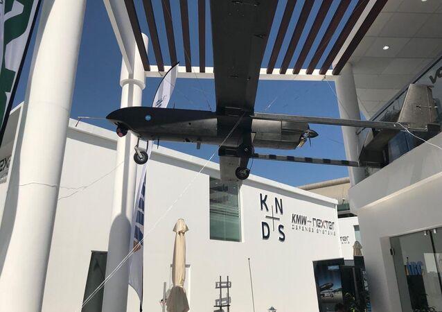 الطائرة المقاتلة بدون طيار تارسيز