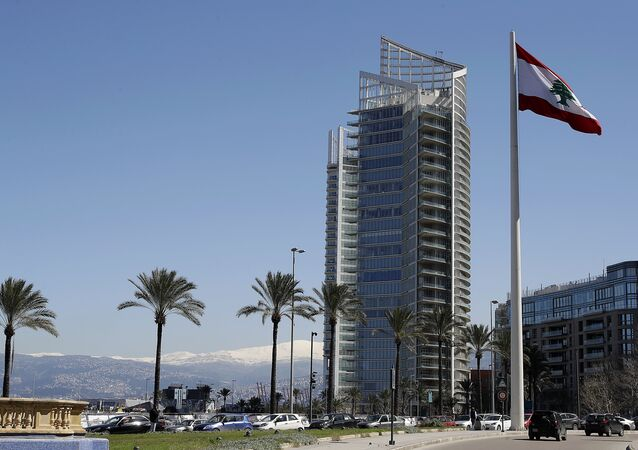 بيروت الواجهة البحرية