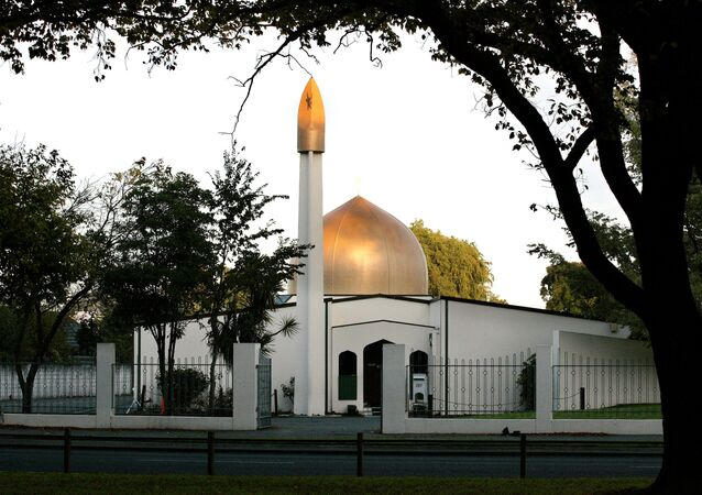 مسجد نيوزيلندا
