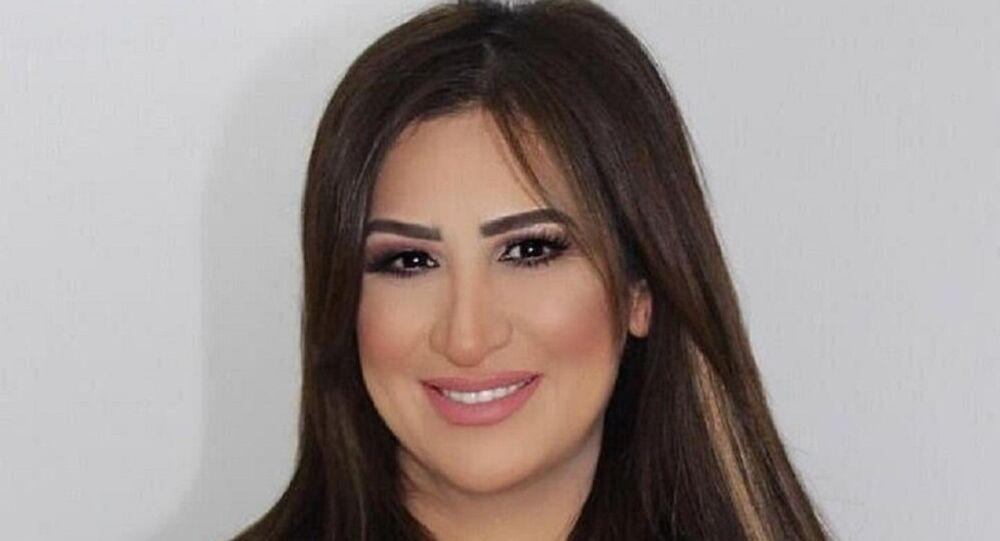 عهدية أحمد رئيس جمعية الصحفيين بالبحرين