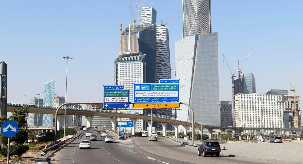 مدينة الملك عبد الله الاقتصادية في السعودية