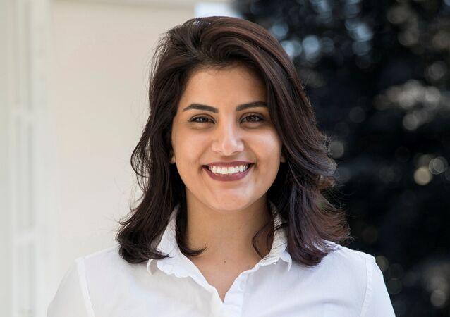 ناشطة حقوق المرأة السعودية لجين الهذلول