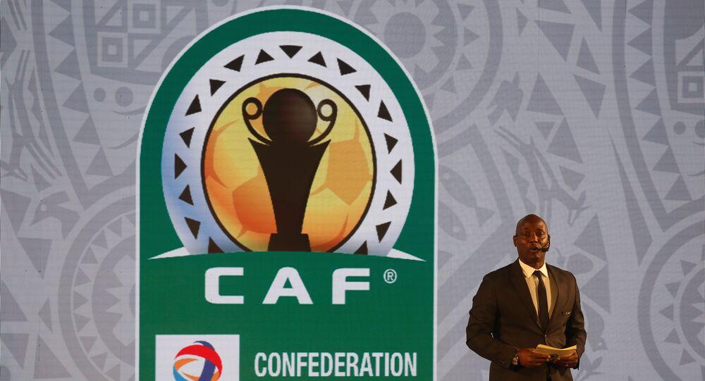 الاتحاد الأفريقي لكرة القدم كاف