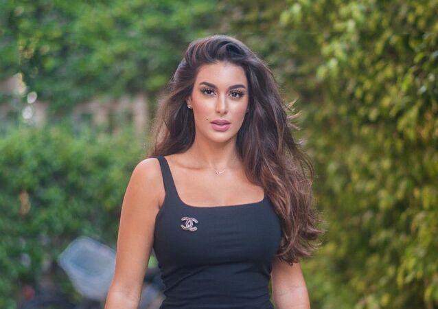 الممثلة المصرية ياسمين صبري