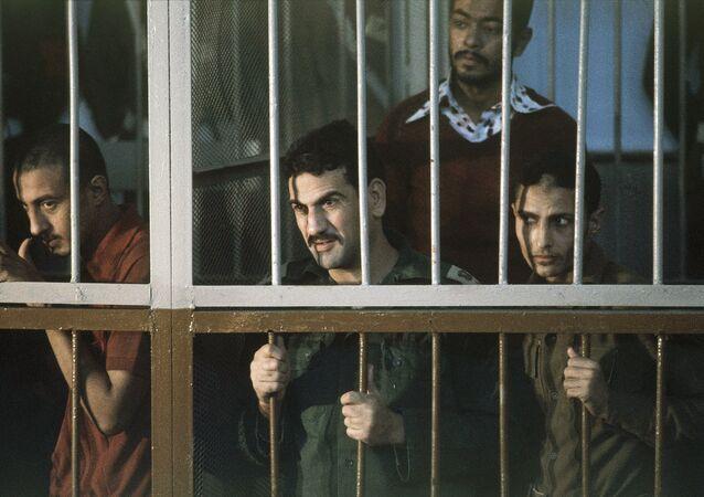 خالد الإسلامبولي المتهم الأول في قضية قتل الرئيس المصري محمد أنور السادات