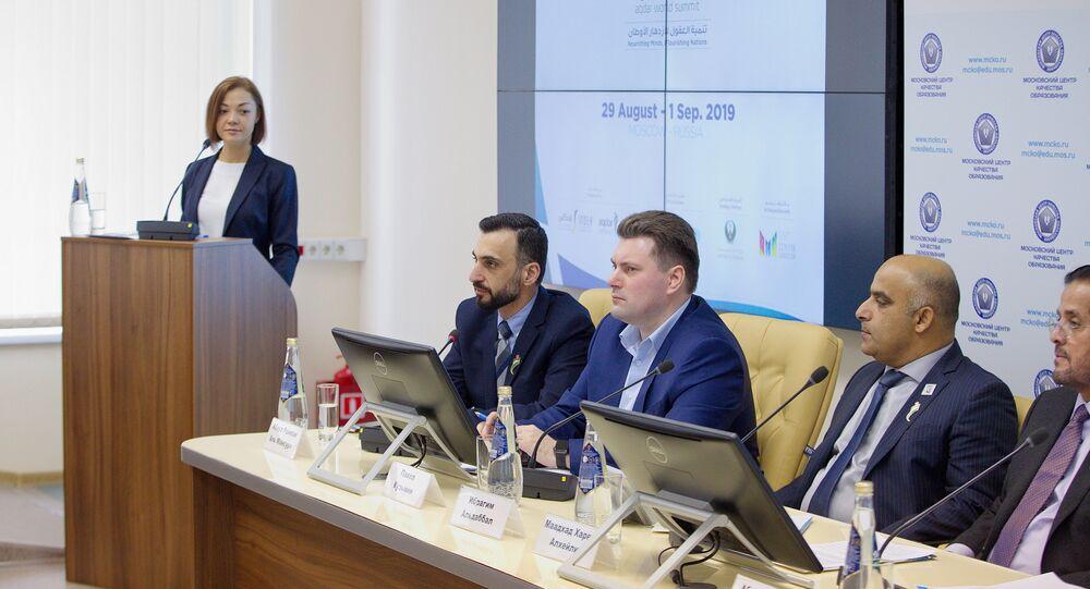 قمة أقدر تعقد خارج الإمارات لأول مرة وتستضيفها موسكو ضمن منتدى موسكو للتعليم