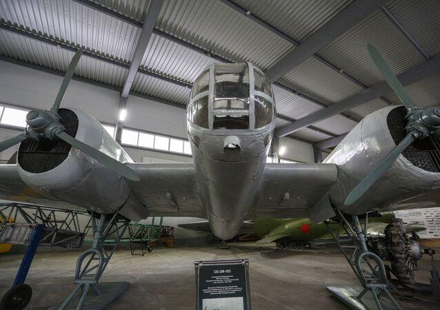 متحف القوات الجوية التابعة لأسطول الشمال الروسي