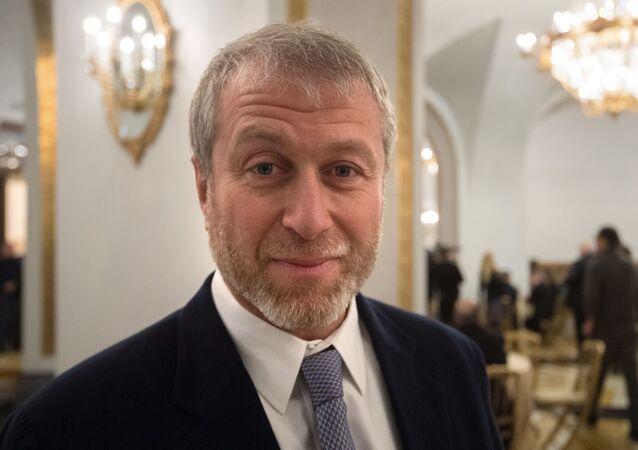 رومان أبراموفيتش