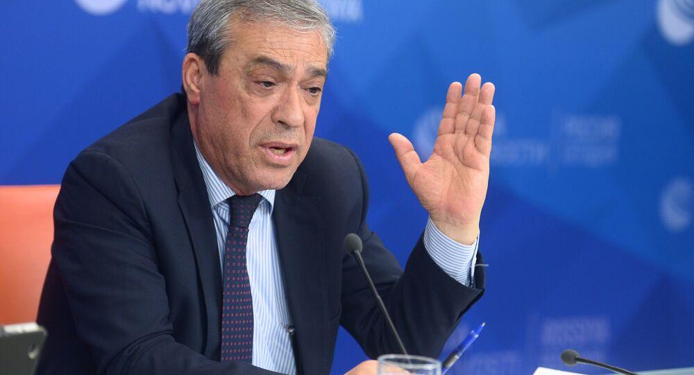 السفير الفلسطيني لدى موسكو عبد الحفيظ نوفل