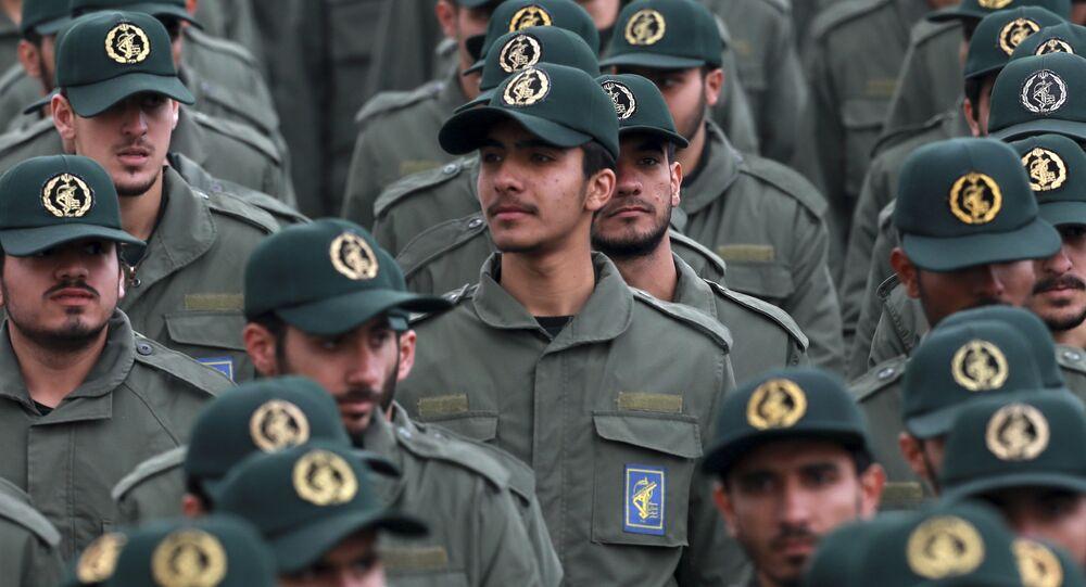 الحرس الثوري الإيراني، إيران 11 فبراير 2019